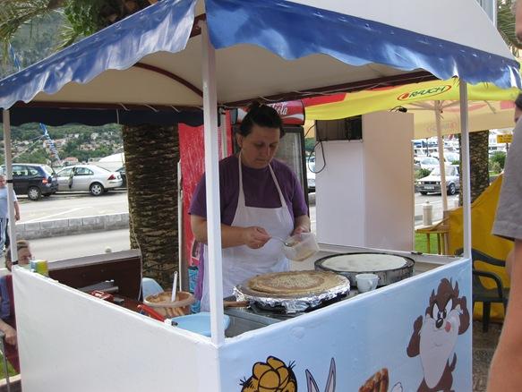 July 11 2009 Dubrovnik to Herzag Novi to Kotar 507