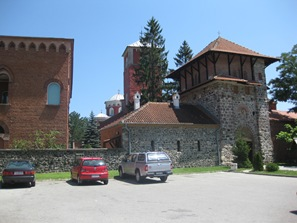 July 15, 2009 Zlatabor Monastaries V Banja 054