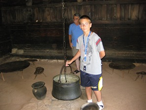 Tuesday, July 14, 2009 Zlatibor Ethnic Village and Cave 208