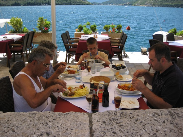 2009-07-12 July 12 2009 Kotor Perast Meljine to 330 2 099