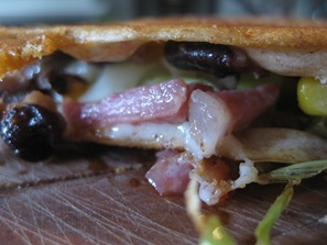 Irving's Bacon Quesadillas 052