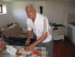 Monday, July 20, 2009 Village and to Bijeljina 223