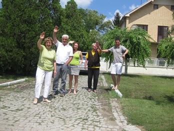Monday, July 20, 2009 Village and to Bijeljina 247
