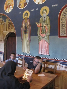 July 15, 2009 Zlatabor Monastaries V Banja 062