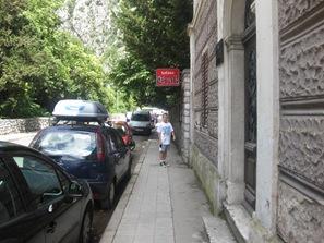 July 11 2009 Dubrovnik to Herzag Novi to Kotar 310